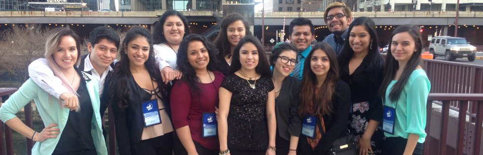 Laker Familia at USHLI Conference